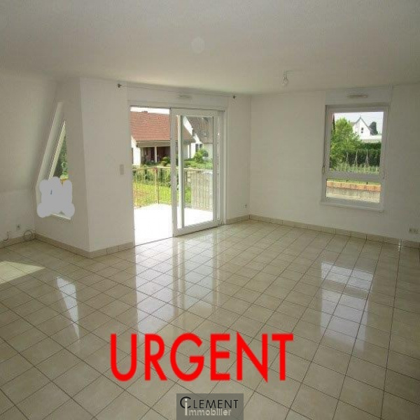 Offres de vente Duplex Mittelhausbergen 67206