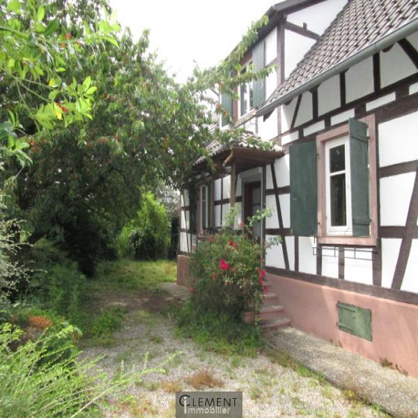 Offres de vente Maison Herrlisheim 67850